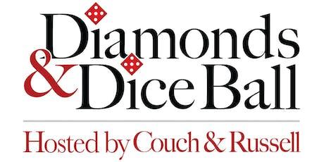 Diamonds & Dice Ball benefiting Chisholm Trail 100 Club tickets