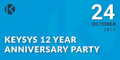 KEYSYS Anniversary Party