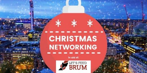 Santa Crawl in aid of Lets Feed Brum Charity