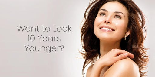 What to Look 10 Years Younger? Fractora Beauty Event