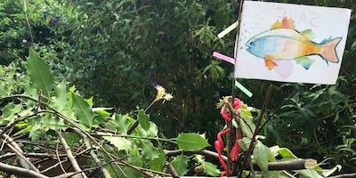 Undercliff Path Signage & Sculpture - public event