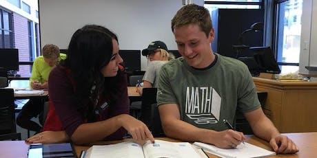 Fall 2019 GRE Math Prep tickets