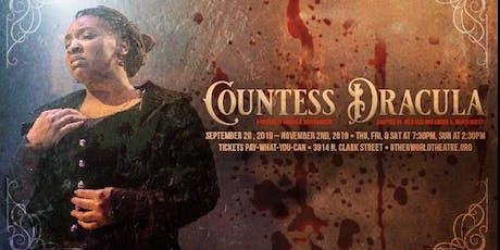 Countess Dracula tickets