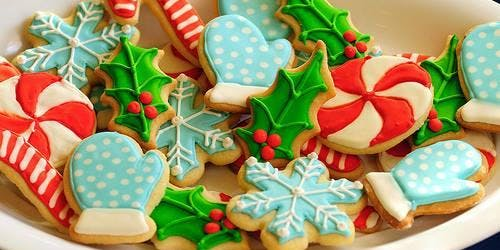 Cookie Decorating Holiday Class