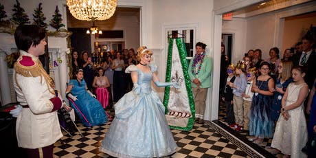 """Be Our Guest""		 2nd Annual Krewe of Kindness Family Mardi Gras Ball tickets"