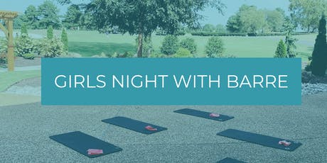 Ladies Night Barre tickets