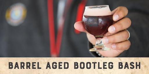 2019 Barrel Aged Bootleg Bash