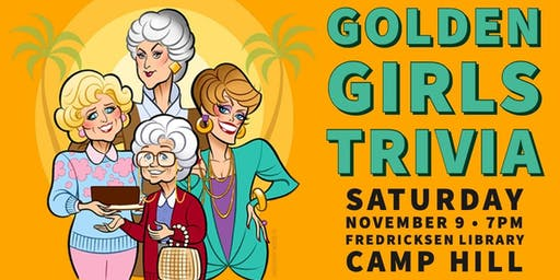 Trivia After Hours: Golden Girls Challenge! (B.Y.O.B.)