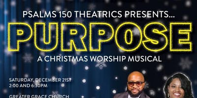 Purpose: A Christmas Musical Production