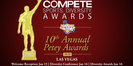 2020 Compete Sports Diversity Awards