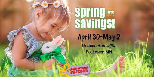 Rochester's Largest Spring Kids Stuff and Maternity Consignment Sales Event