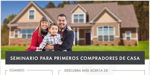 Seminario para primeros Compradores, Compra tu Casa Ahora