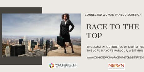 Connected Woman: Race to the Top tickets