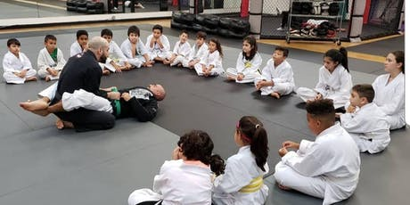 Kids Martial Arts Class tickets