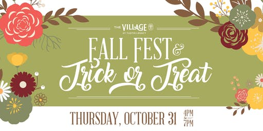 Fall Fest and Trick or Treat at The Village at Tustin Legacy