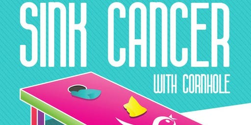 Sink Cancer with Corn Hole
