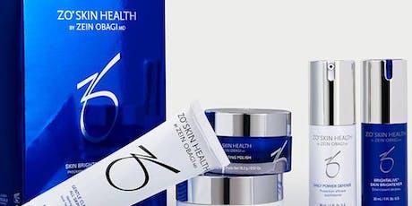 Swan Medical Aesthetics ZO Skin Health Lunch & Learn tickets