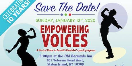 Empowering Voices 2020 tickets