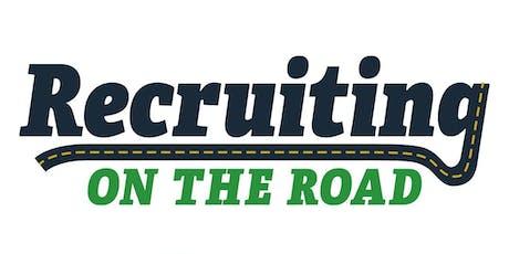 Recruiting on the Road - Greece Job Fair tickets