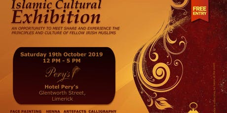 Limerick Islamic Cultural Exhibition 2019 tickets