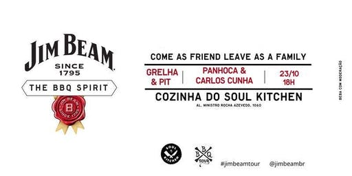 Jim Beam BBQ Spirit