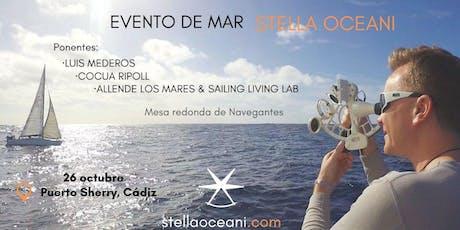 EVENTO DE MAR  Stella Oceani entradas