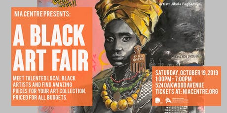 A Black Art Fair tickets