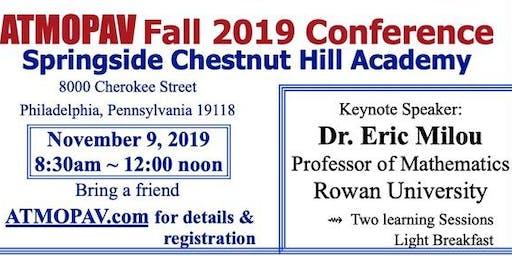ATMOPAV Fall Conference