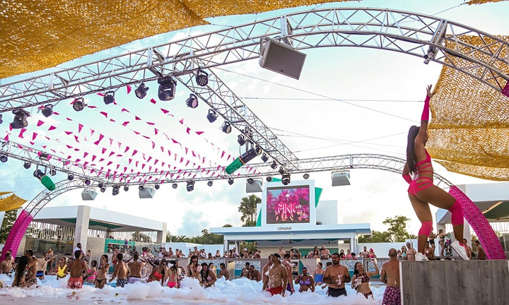 MEMORIAL DAY WEEKEND IN PUNTA CANA, DR - GET YOUR PARTY PASS & EXCURSION! image