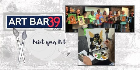 Paint Your Pet Fundraiser tickets