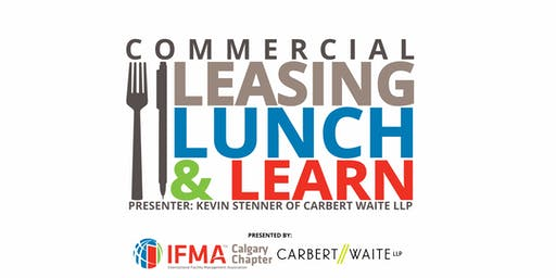 Commercial Leasing Lunch & Learn