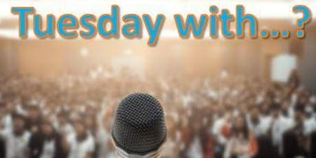 Tuesday with  Mike Marron tickets