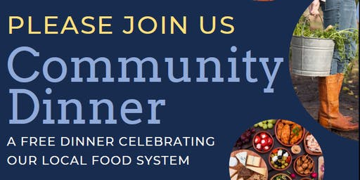 2nd Annual Community Dinner