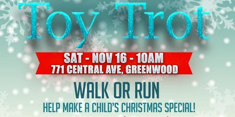 7th Annual  5k Toy Trot - Greenwood NS tickets