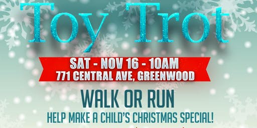7th Annual  5k Toy Trot - Greenwood NS