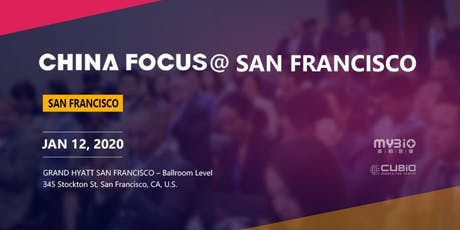 China Focus @San Francisco tickets