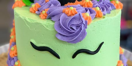 Halloween Cake Decorating Workshop tickets