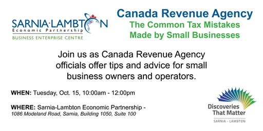 The Common Tax Mistakes Made by Small Business