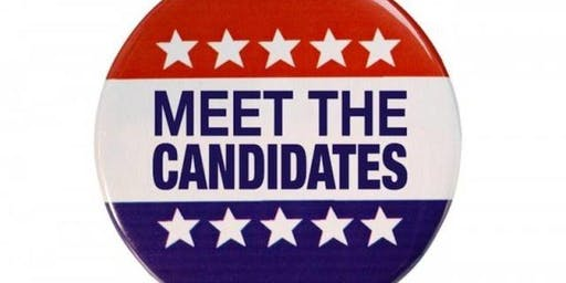 October Luncheon:  Meet the Candidates