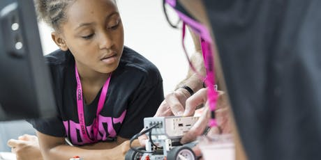 Black Girls CODE Bay Area Chapter Presents: Robot Expo! tickets
