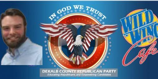 DeKalb GOP Breakfast with Dan Coats