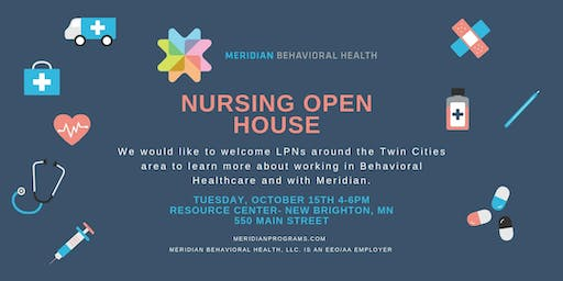 Nursing Open House