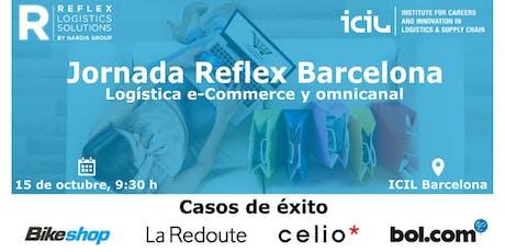 Jornada Reflex Barcelona – Casos de éxito en el e-Commerce: La Redoute, Celio, Bikeshop y Bol.com entradas