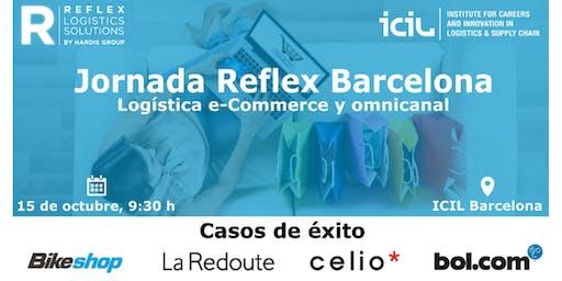 Jornada Reflex Barcelona – Casos de éxito en el e-Commerce: La Redoute, Celio, Bikeshop y Bol.com
