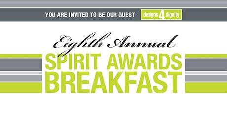Eighth Annual Spirit Awards Breakfast tickets