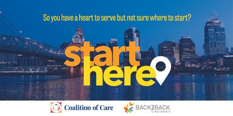Back2Back Cincinnati: Start Here tickets