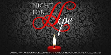 6th Annual Night For Hope tickets