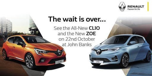 Clio and Zoe Launch Event