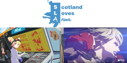 Scotland Loves Anime 2019 - Education Day