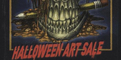ISG Halloween Card Sale